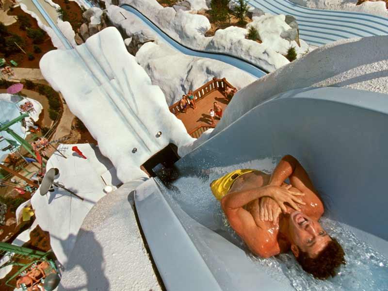 Parques Aquáticos da Disney Orlando 1