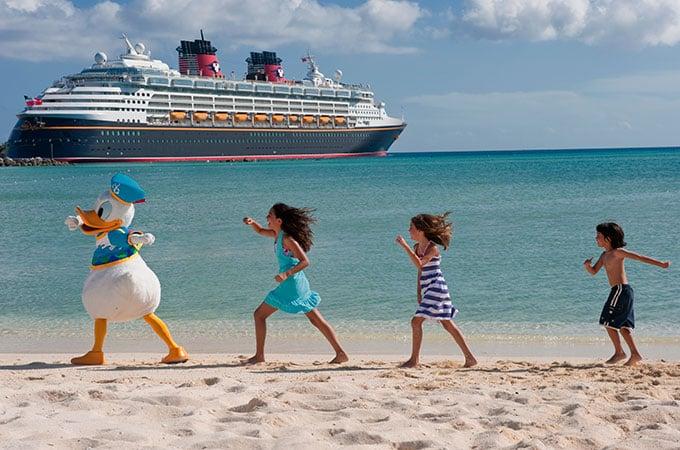 Cruzeiros da Disney: Castaway