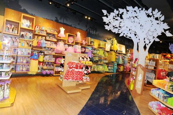 Enxoval do bebê em Orlando: Disney Store