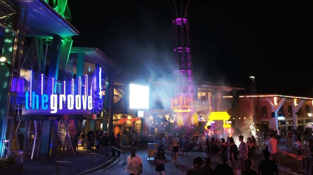 Bares e baladas em Orlando: Universal CityWalk