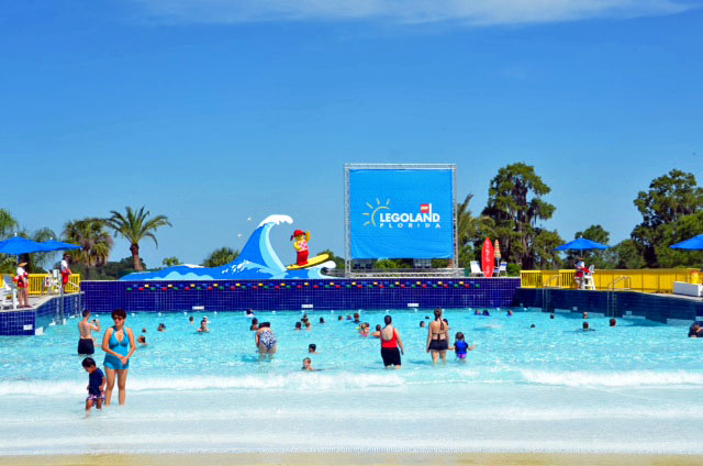 Parque Legoland Water Park em Orlando: LEGO Splash Out