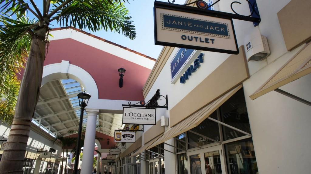 Compras em Orlando: Outlets Premium