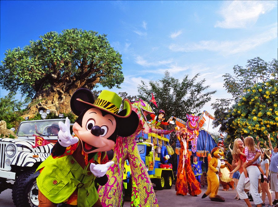 Parques da Disney em Orlando: parque Disney's Animal Kingdom
