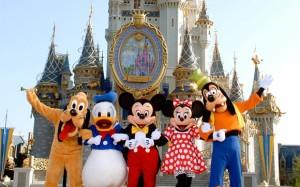 Endereços dos parques de Orlando: Magic Kingdom