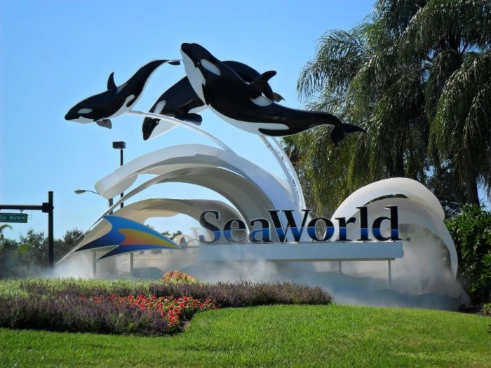 Ingressos e combos do SeaWorld Orlando