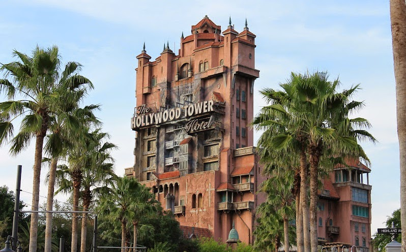 Parque Hollywood Studios da Disney Orlando: Tower of Terror