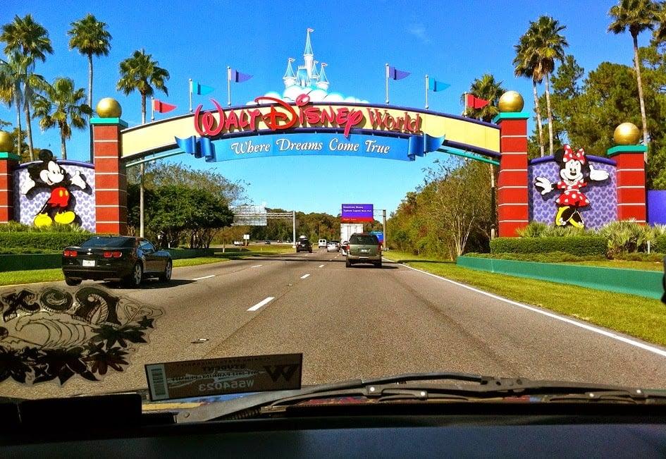 Como andar em Orlando e na Disney