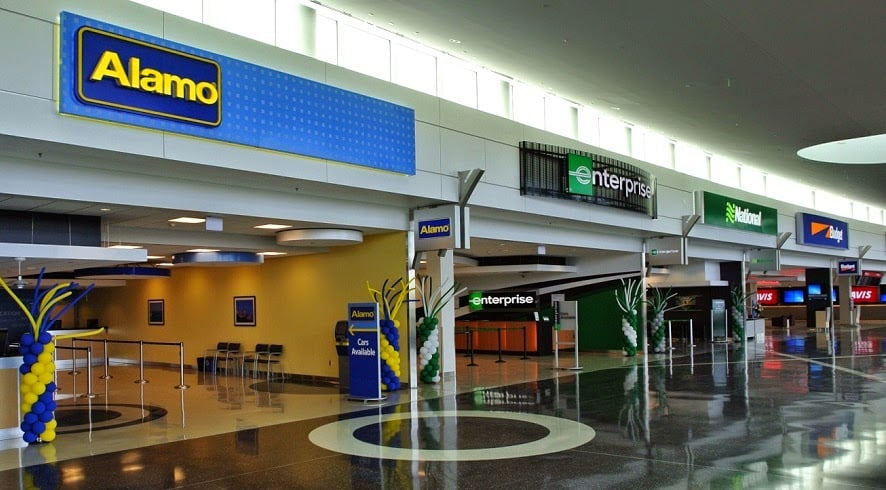 Alamo Car Rental Atlanta Airport