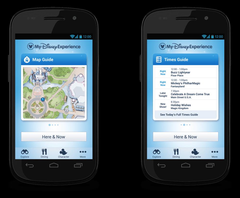 Aplicativo da Disney Orlando: My Disney Experience