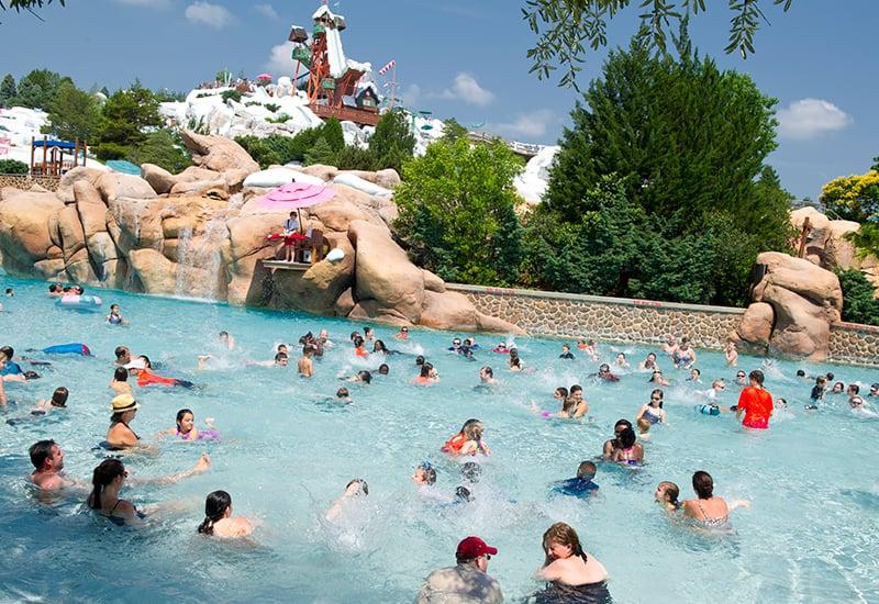 Parques aquáticos da Disney Orlando: Blizzard Beach