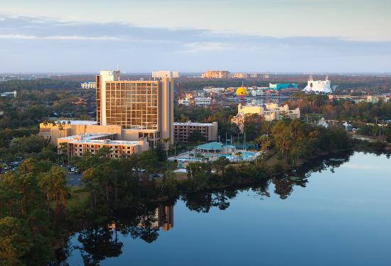 Onde ficar em Orlando: Lake Buena Vista