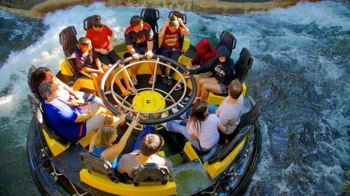 7 passeios de um dia em Orlando: parque Busch Gardens