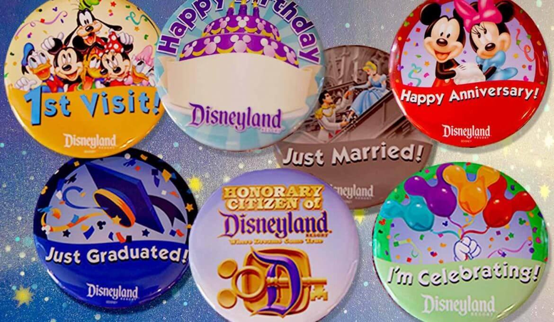 Buttons da Disney em Orlando   Dicas da Disney e Orlando 1330dce277