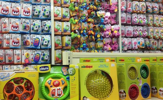 Lojas de brinquedos em Orlando: Buy Buy Baby e Macrobaby