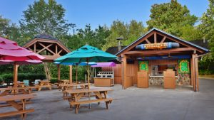 Parque Blizzard Beach da Disney Orlando: restaurante