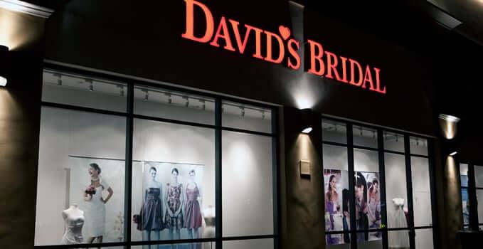 Onde comprar vestidos de festa em Orlando: loja David's Bridal