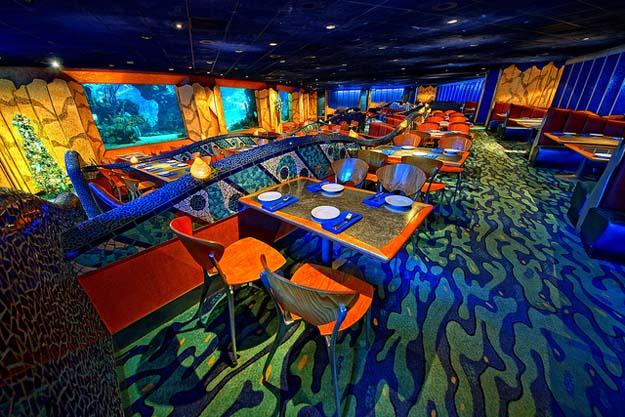Plano de refeições Disney Dining Plan em Orlando: restaurante Disney