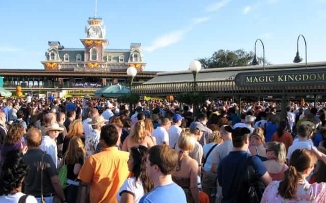 Como evitar filas nos parques de Orlando