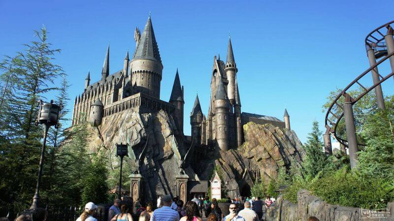 Ingressos dos parques da Universal Orlando: área do Harry Potter
