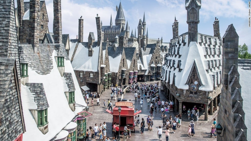 Parques do Harry Potter em Orlando