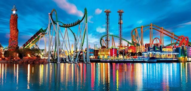 Ingressos dos parques de Orlando 5