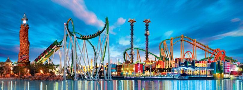 Ingressos dos parques da Universal Orlando: Island of Adventure