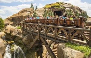 Brinquedos fechados em Orlando em 2016: Parque Magic Kingdom da Disney Orlando