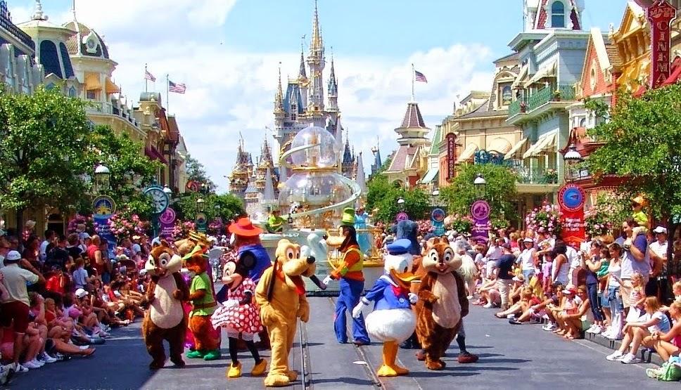 Parques para crianças em Orlando: Disney