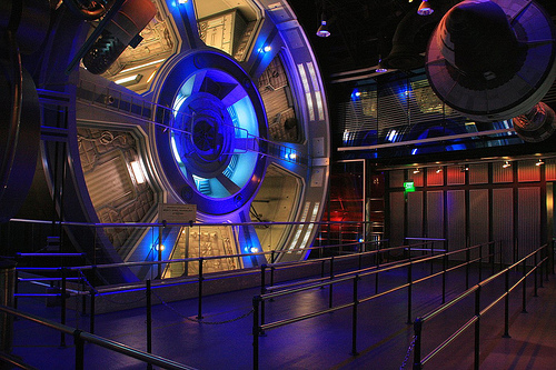 Parque Epcot da Disney Orlando: Mission Space
