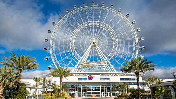 Roda-Gigante Orlando Eye em Orlando