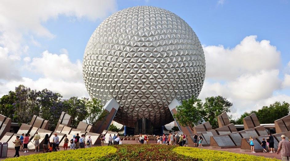 Parques da Disney em Orlando: parque Disney's Epcot