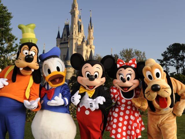 Novos preços dos ingressos da Disney Orlando em 2018