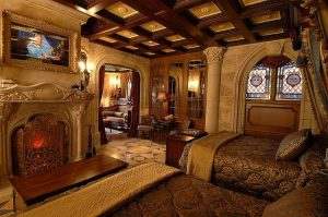 Hotéis da Disney em Orlando: quarto