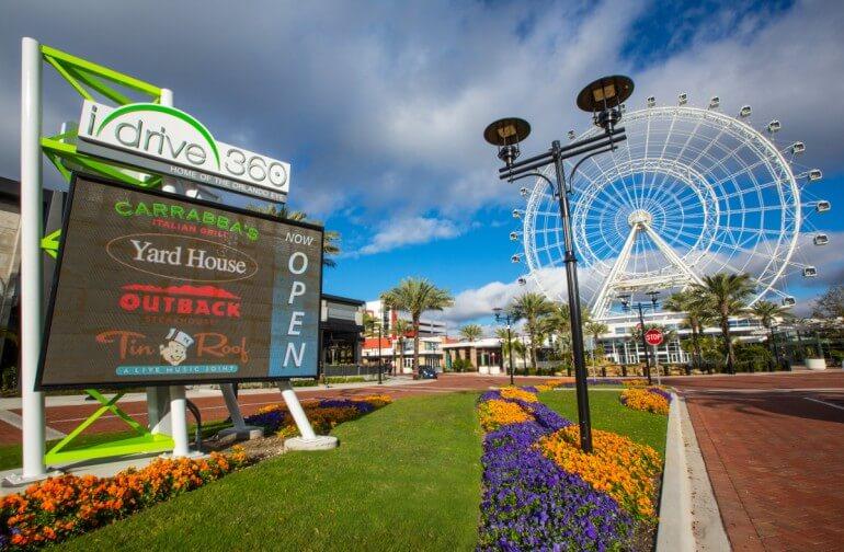 Complexo I-Drive 360 em Orlando
