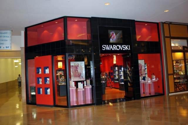 Shopping Mall at Millenia em Orlando: lojas