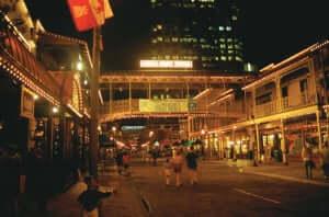 Dicas de segurança para brasileiros em Orlando: Church Street Station