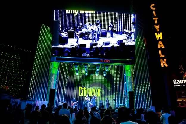 O que fazer à noite em Orlando: Universal CityWalk