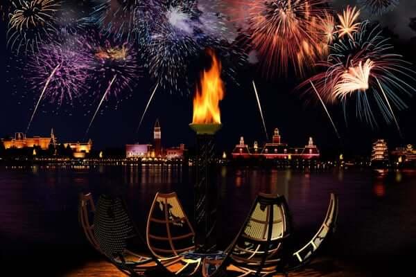 Show IllumiNations do Epcot Disney Orlando: informações