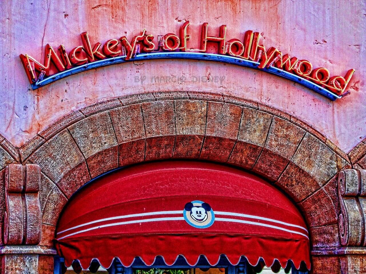 Lojas no parque Disney Hollywood Studios Orlando: Mickey's of Hollywood