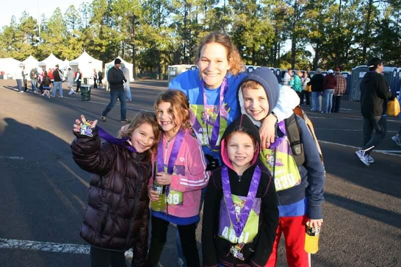 Corridas e maratonas da Disney em Orlando: Corrida Disney para crianças