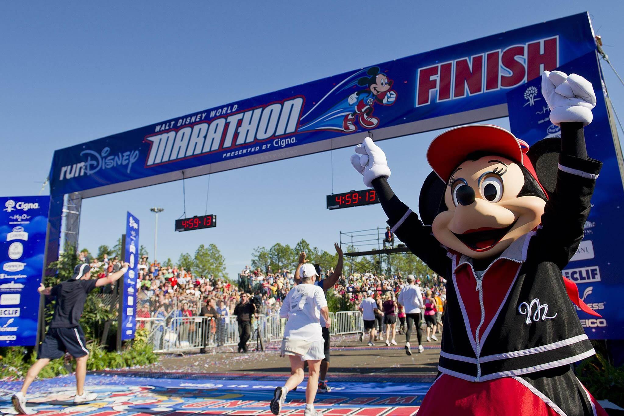 Corridas e maratonas da Disney Orlando em 2019