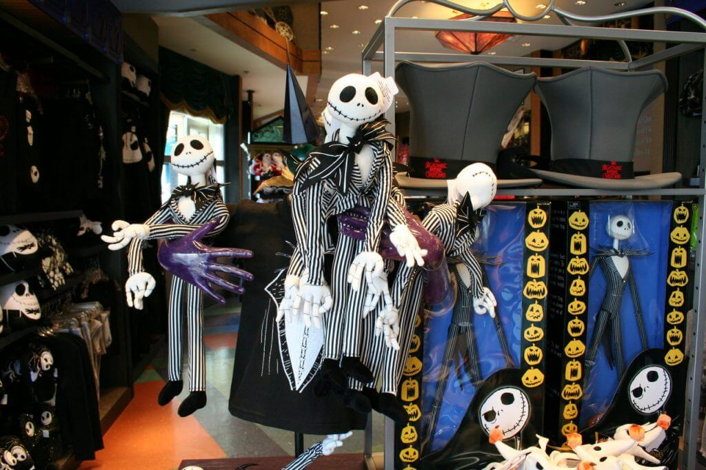 Lojas no parque Disney Hollywood Studios Orlando: Villains in Vogue