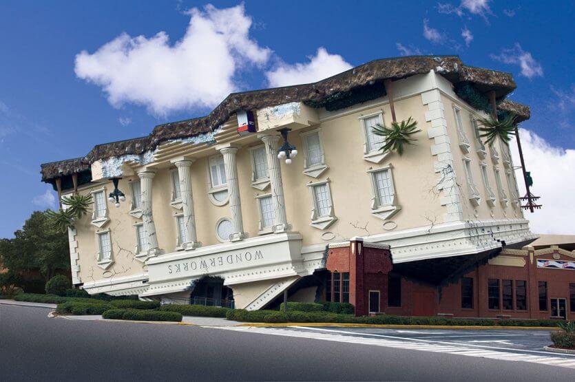 Atrações além dos parques de Orlando: Museu WonderWorks