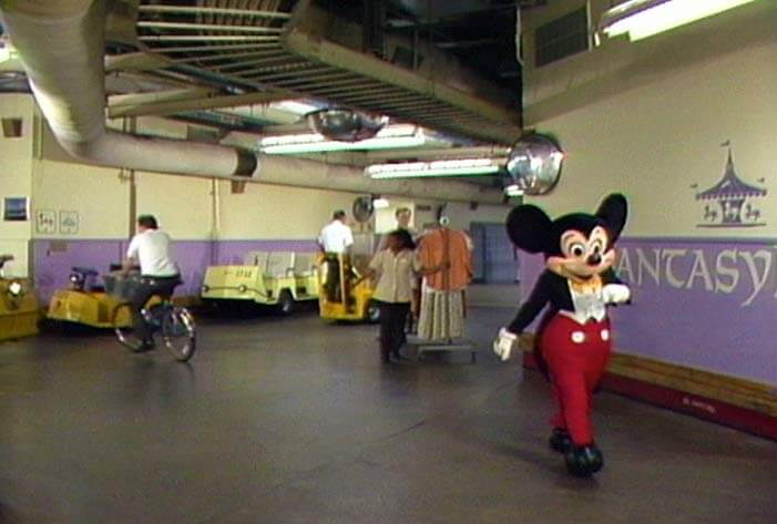 Backstage Magic da Disney