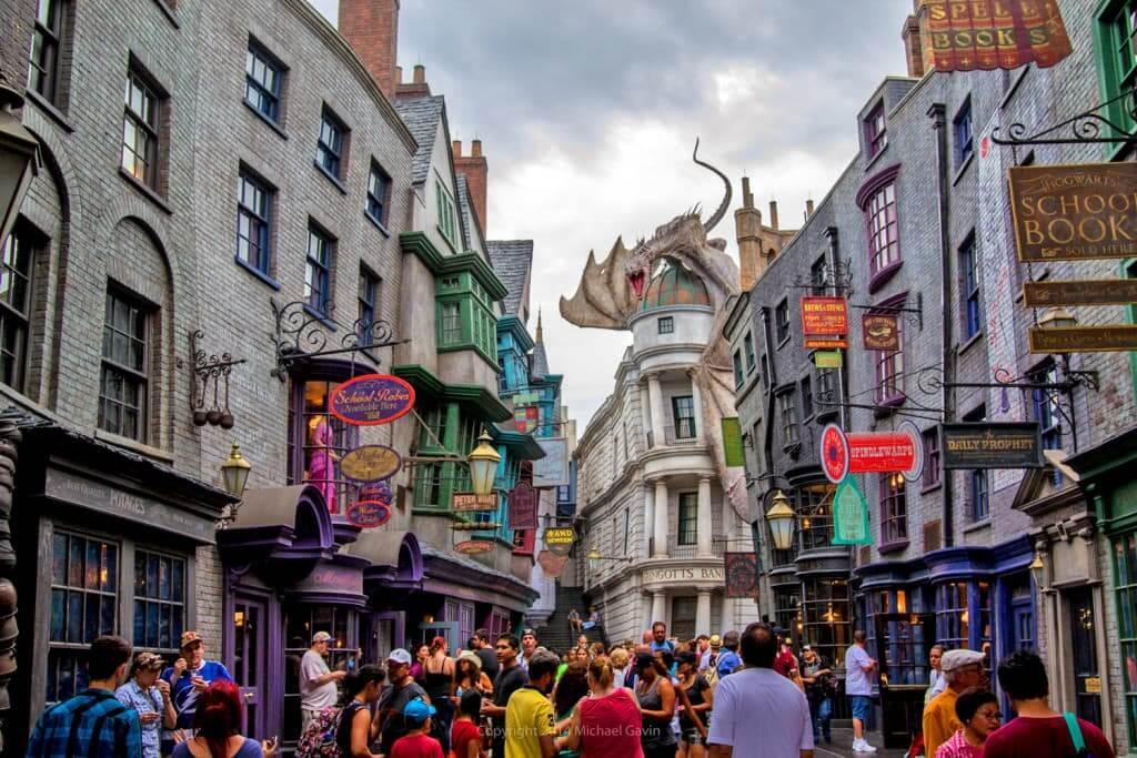 O que fazer em Orlando: parque Universal