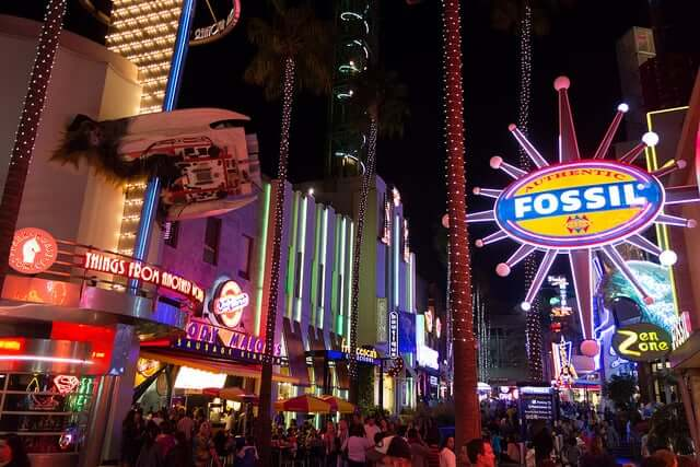 O que fazer a noite em Orlando 1