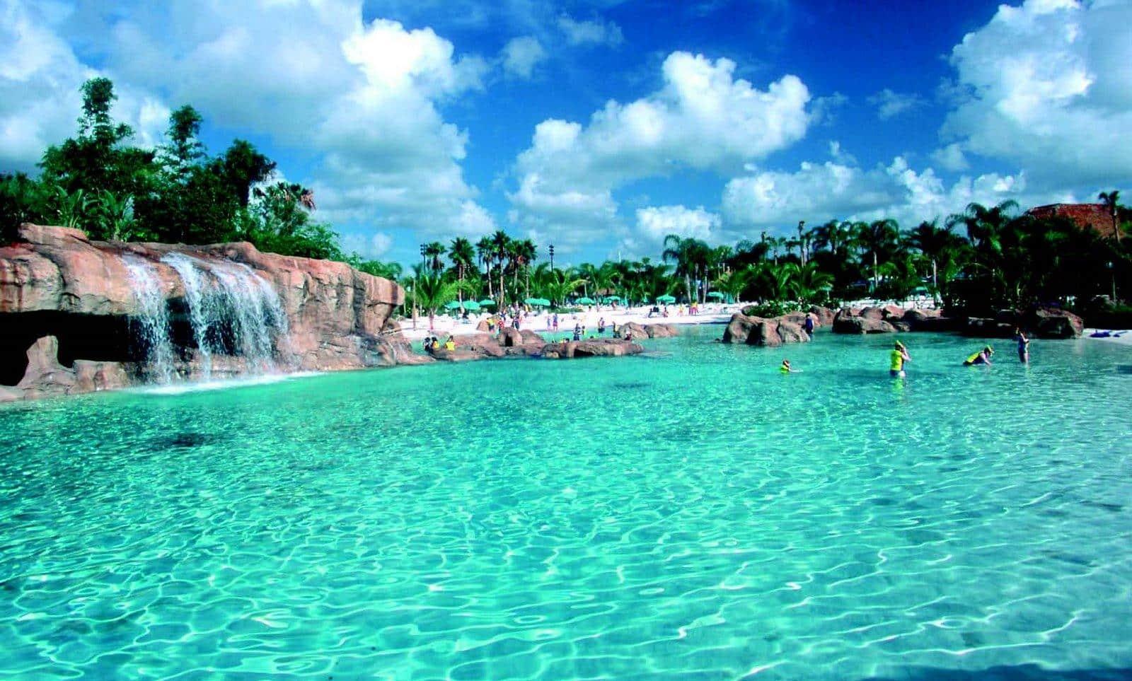 Parques para adultos em Orlando: parque Discovery Cove
