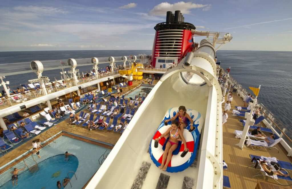 Cruzeiro Disney Fantasy: Acqua Lab