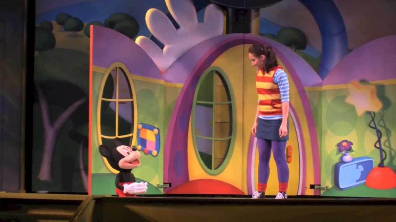 Show Disney Junior Live on Stage em Orlando: apresentação