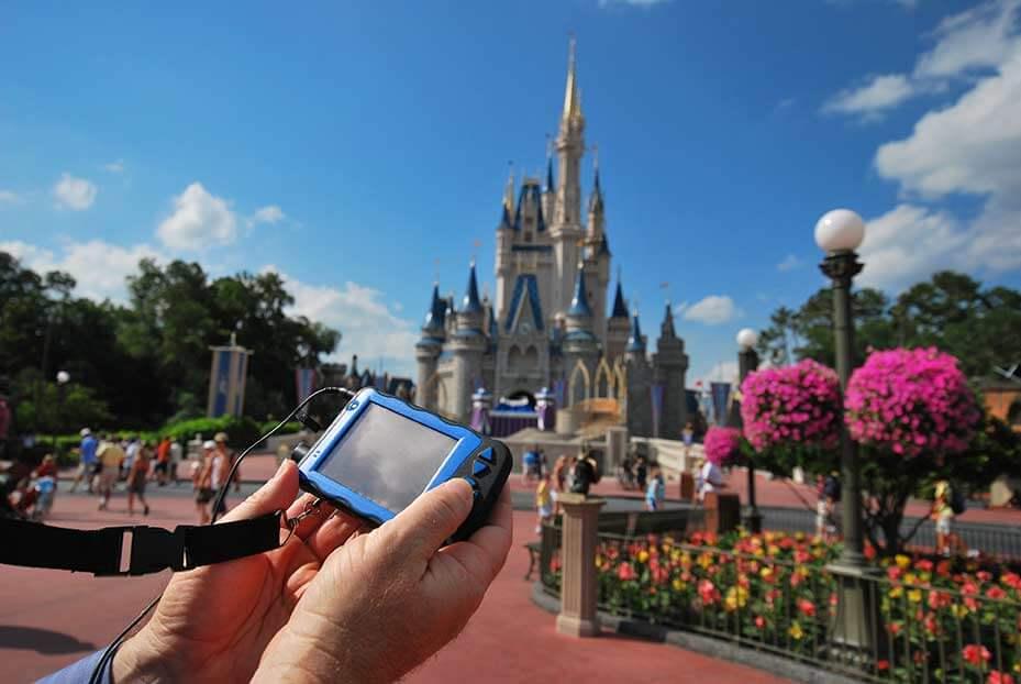 Deficientes físicos na Disney Orlando 3